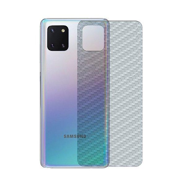 Película Traseira de Fibra de Carbono para Samsung Galaxy Note 10 Lite - GShield