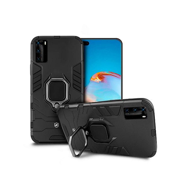 Capa Defender Black para Huawei P40 - Gshield