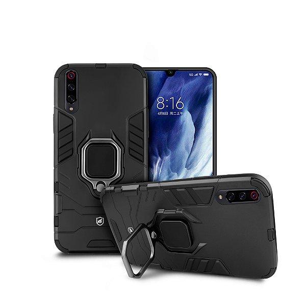 Capa Defender Black para Xiaomi Mi 9 Pro - Gshield