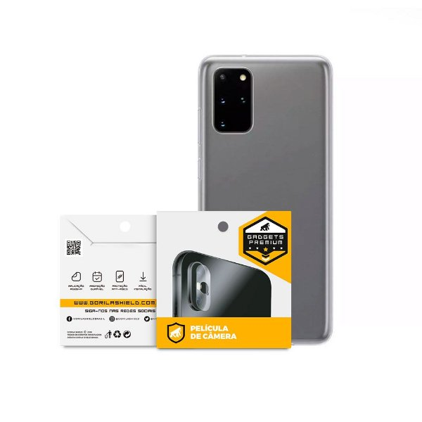 Película para Lente de Câmera Samsung Galaxy S20 Plus - Gshield