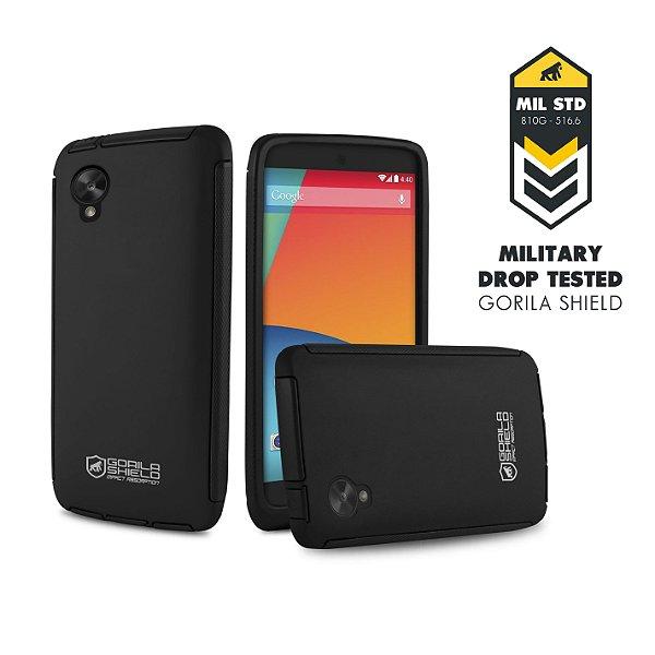 Capa Protetora para LG Nexus 5 - Gorila Shield