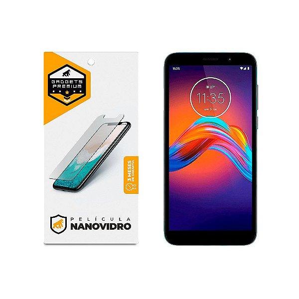 Película de Nano Vidro para Motorola Moto E6 Play - Gshield