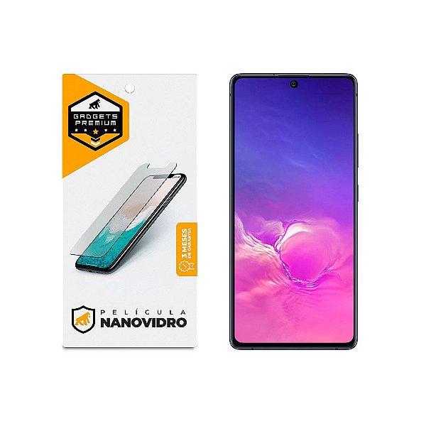 Película de Nano Vidro para Samsung Galaxy S10 Lite - Gshield