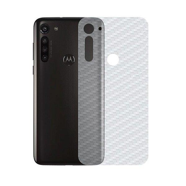 Película Traseira De Fibra De Carbono para Motorola Moto G8 Power - Gshield