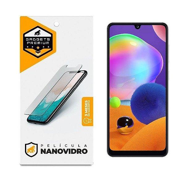 Película De Nano Vidro Para Samsung Galaxy A31 - Gshield