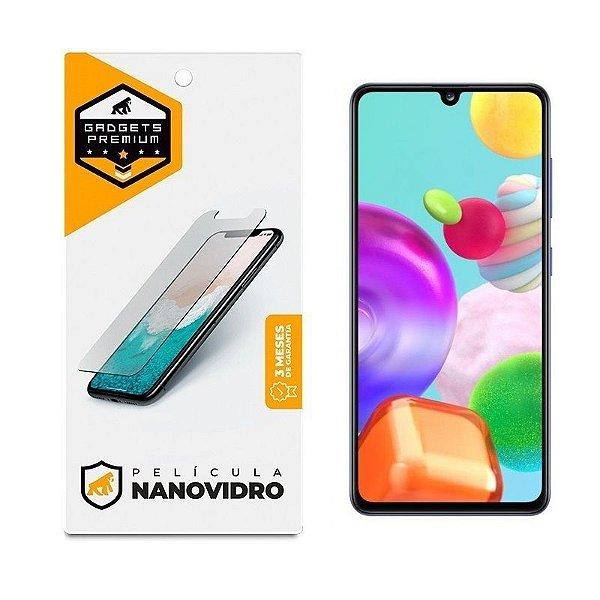 Película De Nano Vidro Para Samsung Galaxy A41 - Gshield