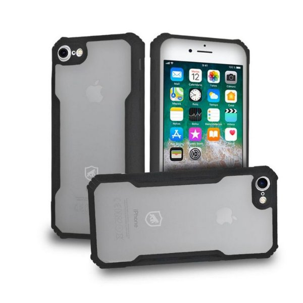 Capa Dual Shock X para iPhone 6 Plus E 6s Plus - Gshield
