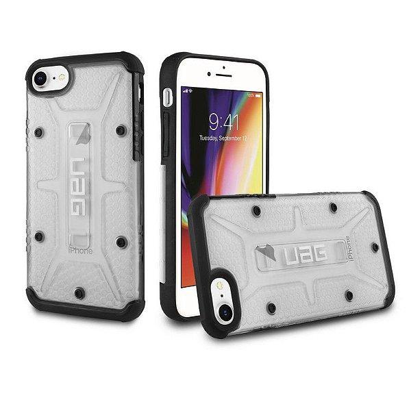 Capa Plasma Transparente para iPhone 7, 8 e SE 2