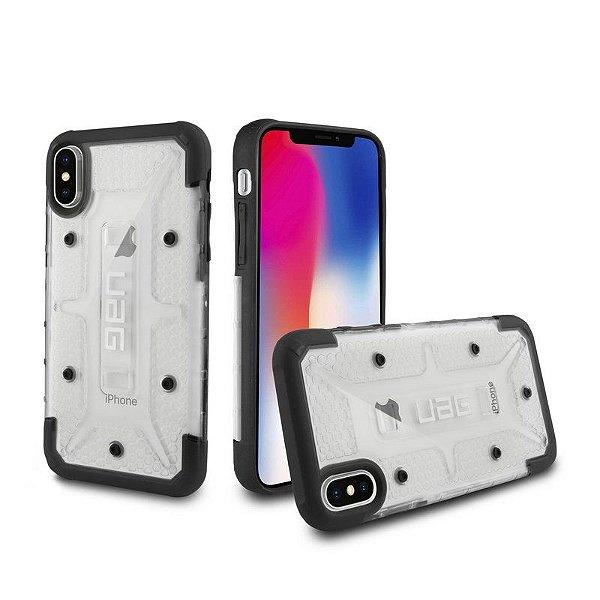 Capa Plasma Transparente para iPhone X e XS