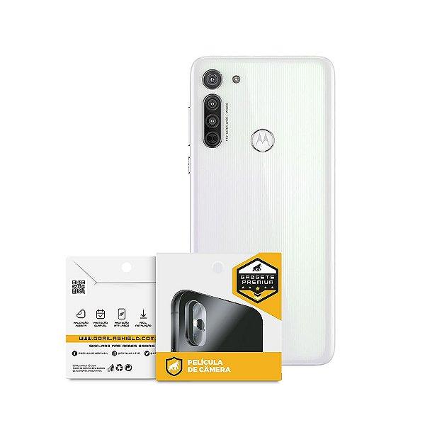 Película Para Lente De Câmera Motorola Moto G8 - Gshield