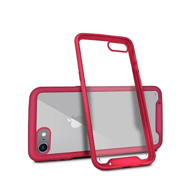 Capa Stronger Rosa Para iPhone SE 2 - Gshield