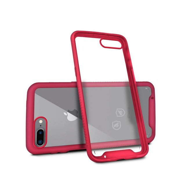 Capa Stronger Rosa Para iPhone 8 Plus - Gshield