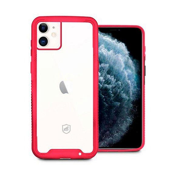 Capa Stronger Rosa Para iPhone 11 - Gshield