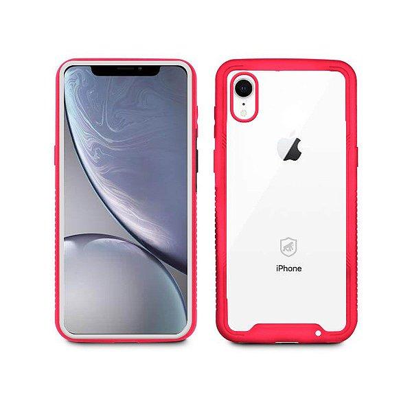 Capa Stronger Rosa Para iPhone XR - Gshield