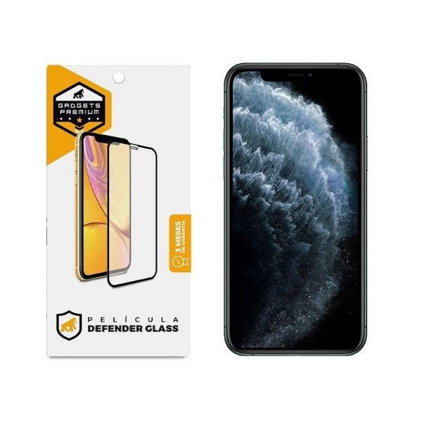 Película Defender Glass Para iPhone 11 Pro Max - Gshield