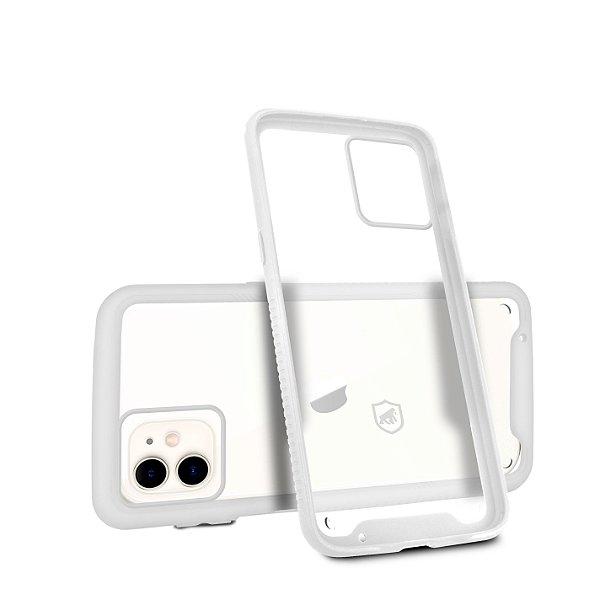 Capa Stronger Branca Para iPhone 11 - Gshield