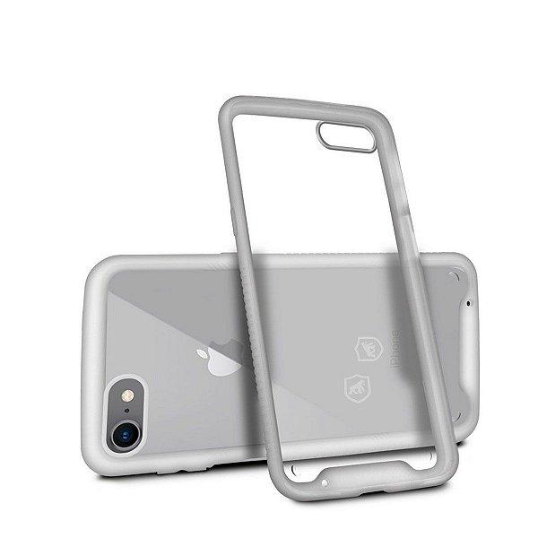 Capa Stronger Branca Para iPhone SE 2 - Gshield