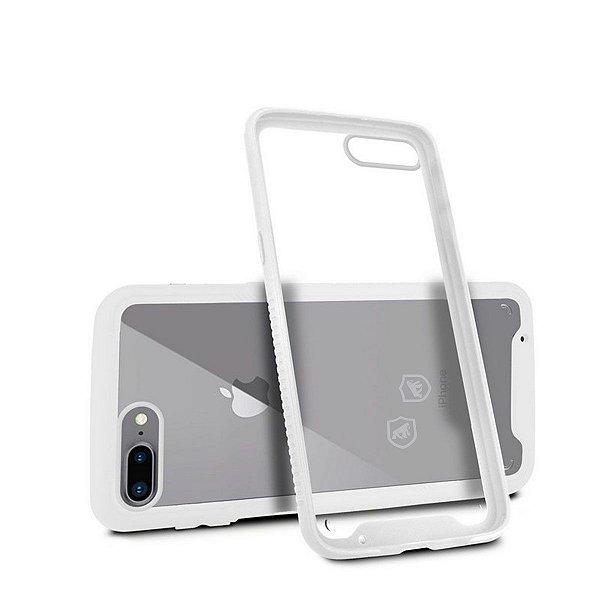 Capa Stronger Branca Para iPhone 7 Plus - Gshield
