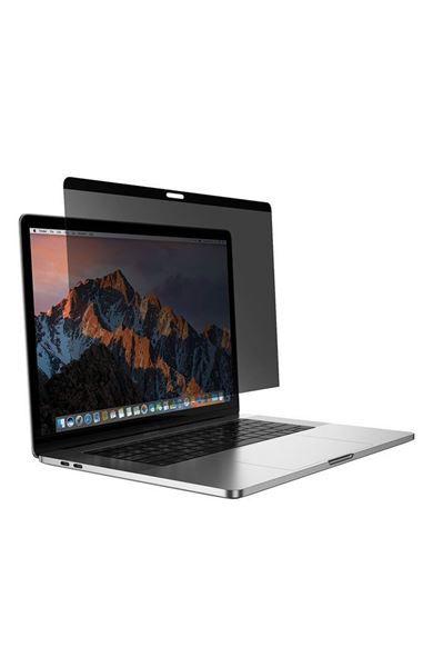 """Película Magnética de Privacidade Para MacBook Pro Touch Bar 15.5"""" (2016-2018) New A1707 / A1990 - Gshield"""