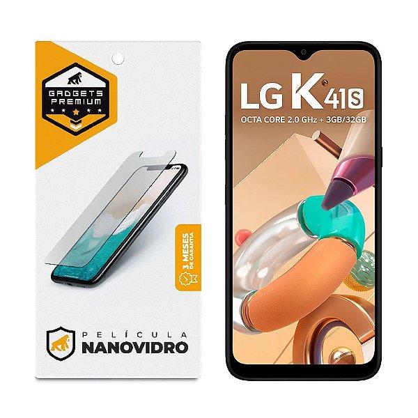 Película de Nano Vidro para LG K41s - Gshield