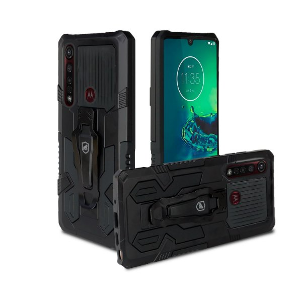 Capa Clip para Motorola Moto G8 Plus - Gshield