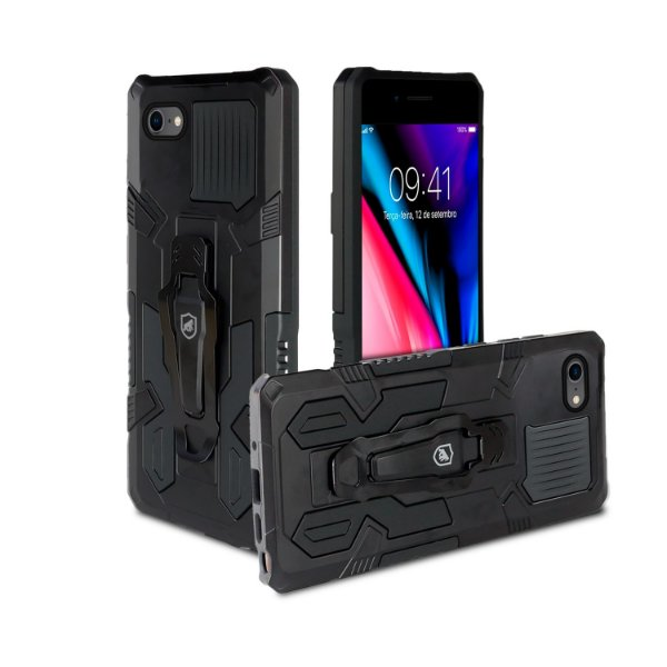 Capa Clip para iPhone 7, 8 e SE 2 - Gshield