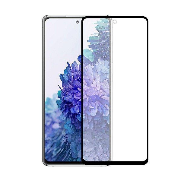 Película Coverage 5D Pro Preta para Samsung Galaxy S20 FE - Gshield