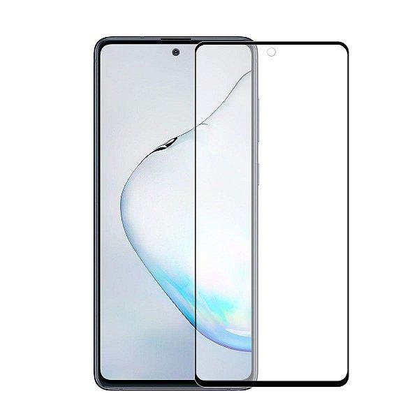 Película Coverage 5D Pro Preta para Samsung Galaxy Note 10 Lite - Gshield