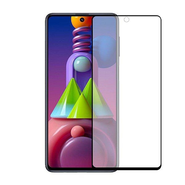Película Coverage 5D Pro Preta para Samsung Galaxy M51 - Gshield