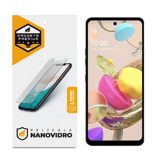 Película de Nano Vidro para LG K52 - Gshield