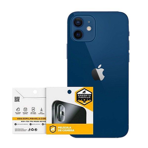 Película para Lente de Câmera para iPhone 12 Mini - Gshield