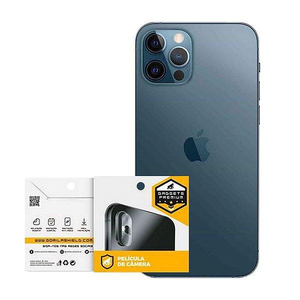Película para Lente de Câmera para iPhone 12 Pro Max - Gshield