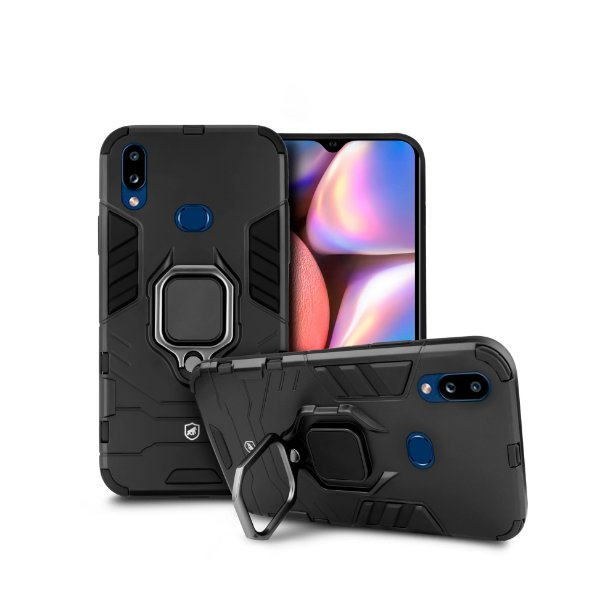 Capa Defender Black para Samsung Galaxy A10s - Gshield