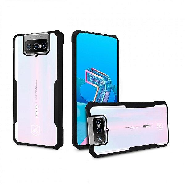Capa Dual Shock X para Asus Zenfone 7 (ZS670KS) e Asus Zenfone 7 Pro (ZS671KS) - Gshield
