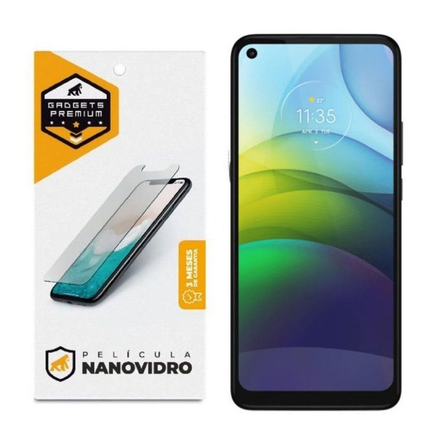 Película de Nano Vidro para Motorola Moto G9 Power - Gshield