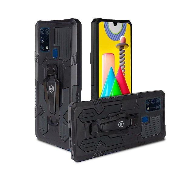 Capa Clip para Samsung Galaxy M21S / M31 - Gshield