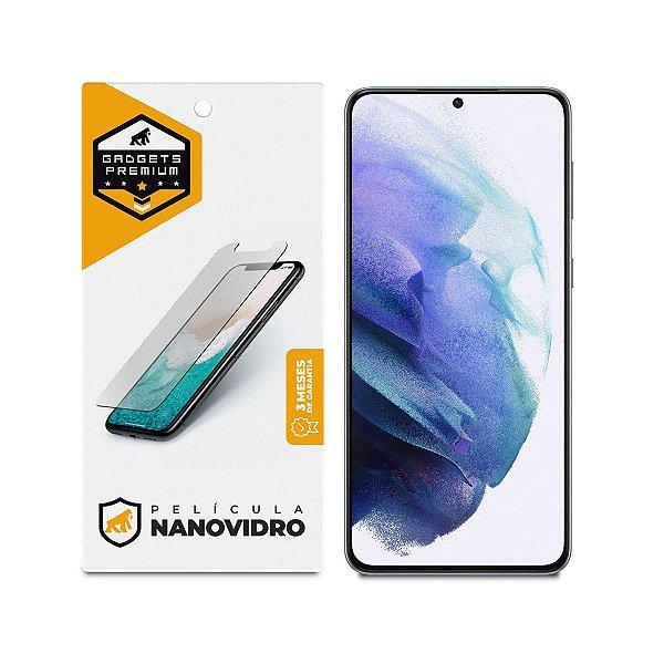 Película de Nano Vidro para Samsung Galaxy S21 - Gshield