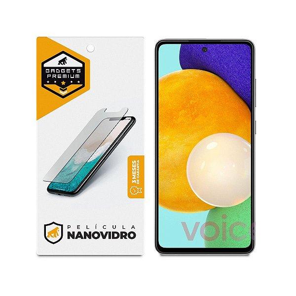 Película de Nano Vidro para Samsung Galaxy A52 - Gshield
