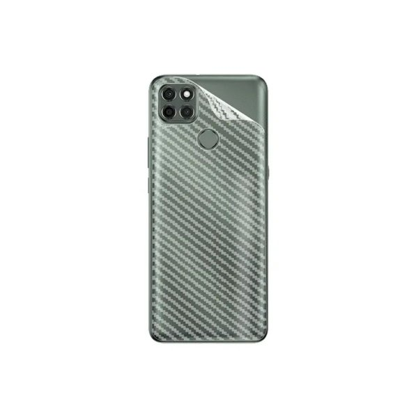 Película Traseira de Fibra de Carbono para Motorola Moto G9 Power - Gshield