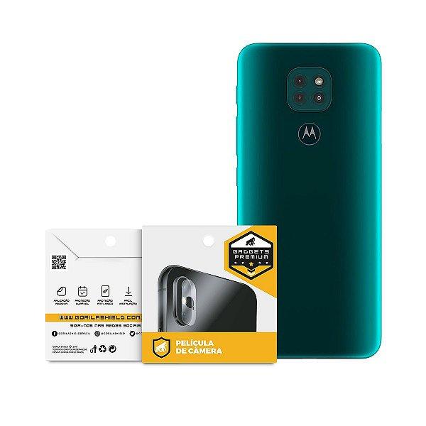 Película para Lente de Câmera para Motorola Moto G9 Play - Gshield