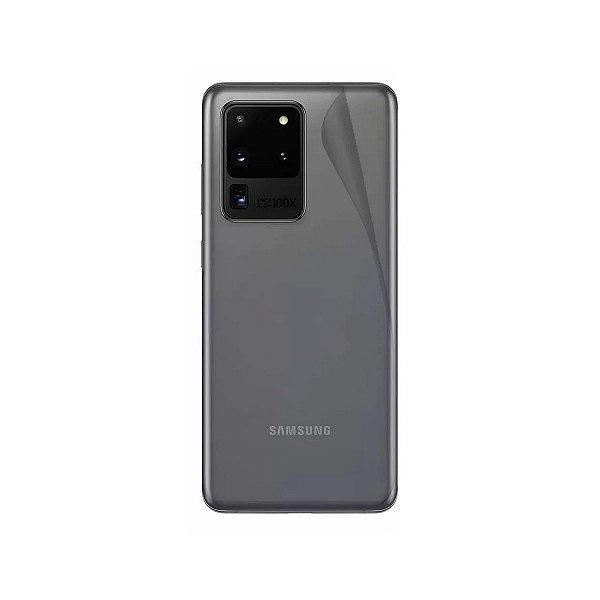 Película Nano Traseira para Samsung Galaxy S20 Ultra - Gshield