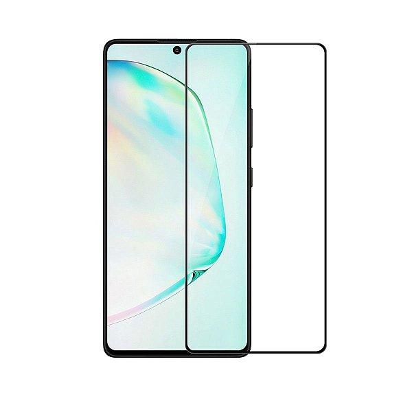 Película Coverage 5D Pro Preta para Samsung Galaxy S10 Lite - Gshield
