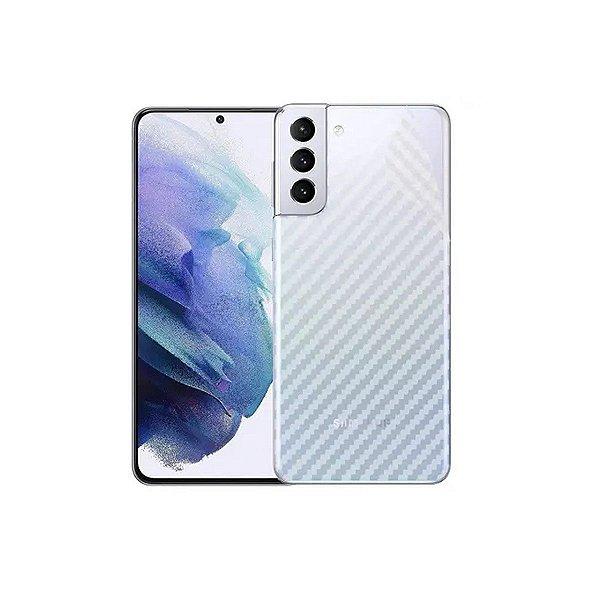 Película Traseira de Fibra de Carbono para Samsung S21 Plus - Gshield