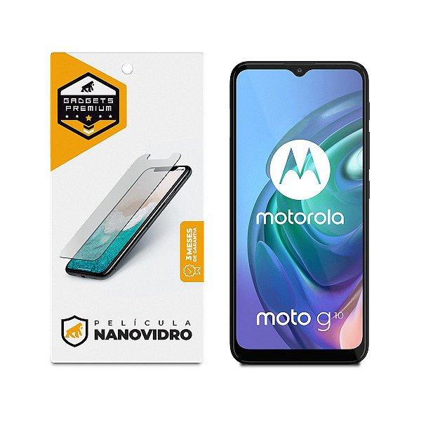 Película de Nano Vidro para Moto G10 - Gshield