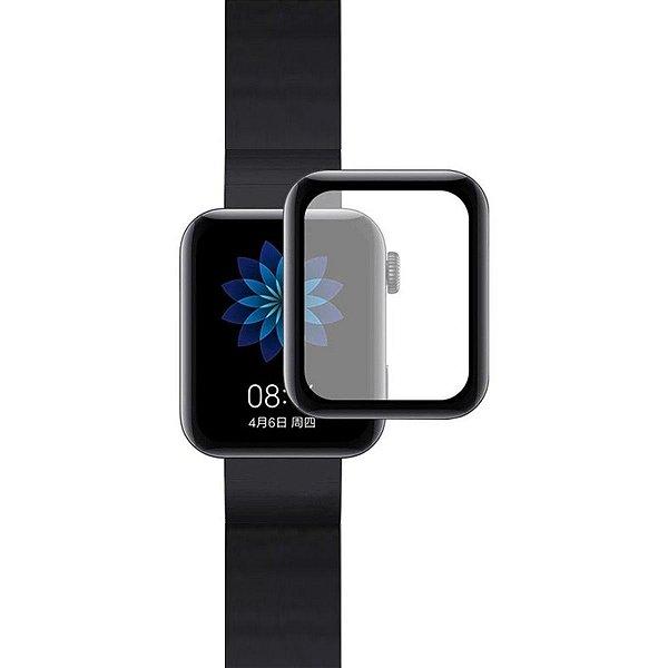 Película Coverage 5D Pro Preta para Xiaomi Mi Watch - Gshield