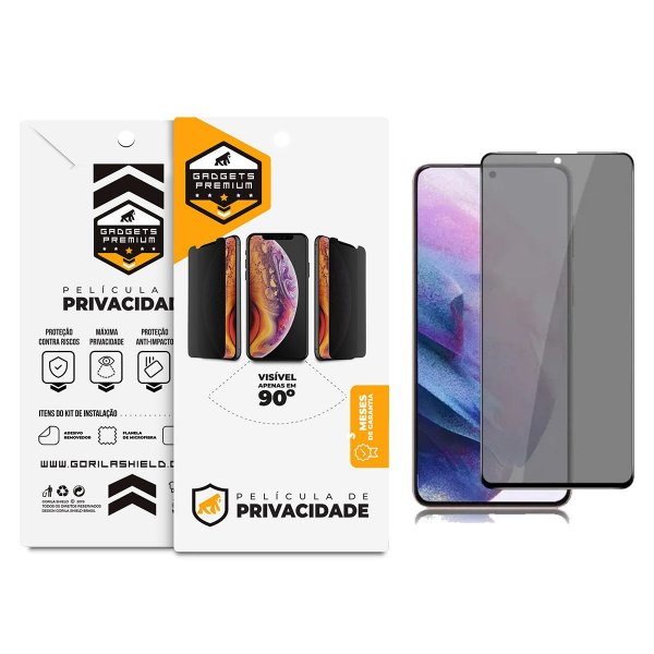 Película Privacidade para Samsung Galaxy S21 Plus - Gshield