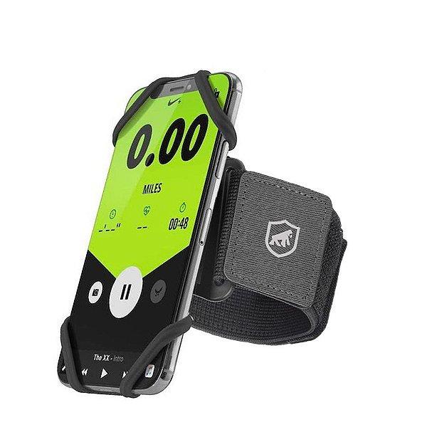 Braçadeira para Corrida porta celular Armband Atomic Universal - Gshield (Para celulares de até 7.0 Polegadas)