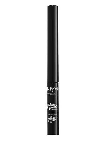 NYX Professional Makeup Matte Liquid Liner, Black