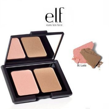 ELF Contouring Blush & Bronzing Powder - ST LUCIA