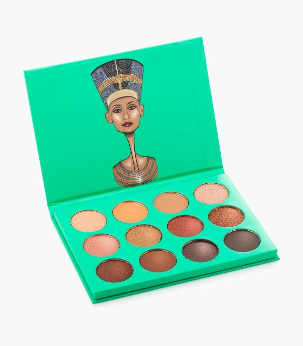 Juvia's Place Nubian Eye Shadow Palette